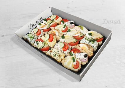 Duran Box Vegetarisch