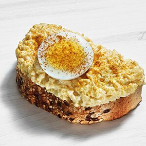 Duran Sandwich Ei-Curry