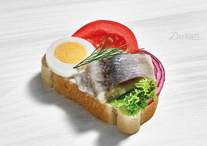 Duran Sandwich Matjes