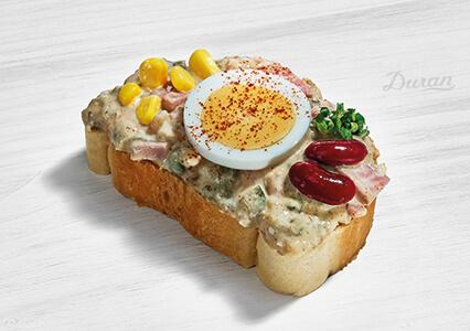 Duran Sandwich Mexico Weißbrot