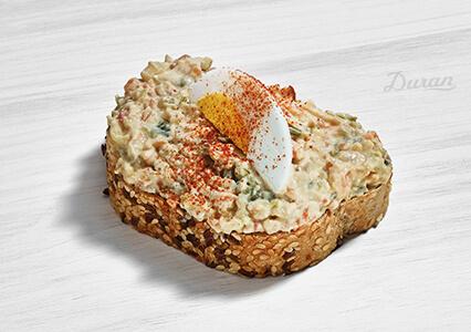 Duran Sandwich Pfefferoni Vollkornbrot