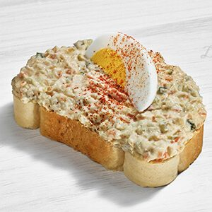 Duran Sandwich Pfefferoni Weissbrot