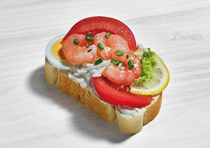 Duran Sandwich Shrimps