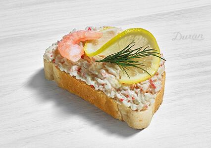Duran Sandwich Surimi Weißbrot