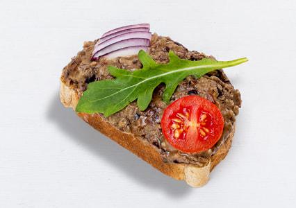 Duran Sandwiches - Steierische Käferbohne