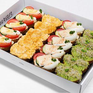 Vegetarische Box
